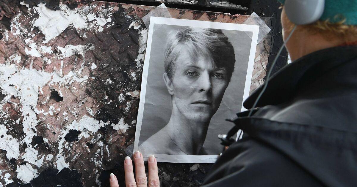 David Bowie Todestag