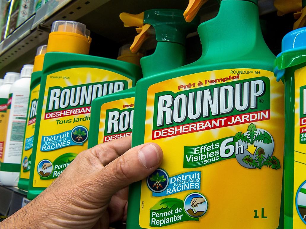 Erster US-Prozess gegen Monsanto wegen Glyphosat