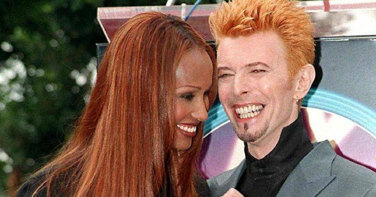 Erstes Schwarzes Supermodel David Bowies Frau Iman Wird 60 Snat