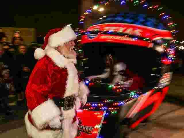 Weihnachtsmann-Leugner vor Kirche in Texas festgenommen