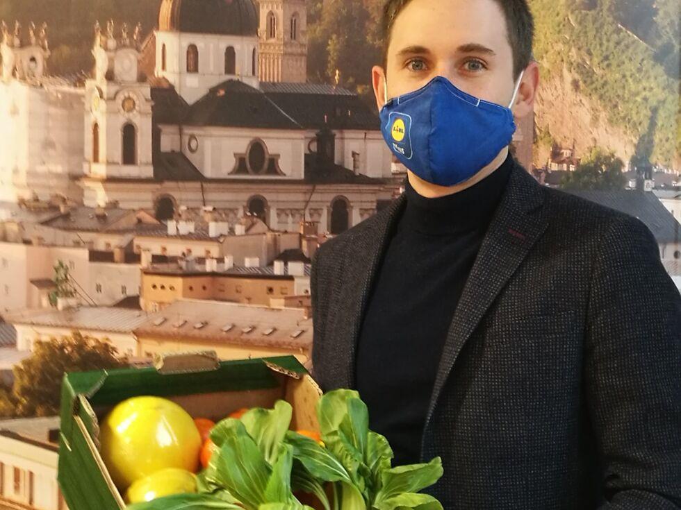 """""""Es ist an der Zeit, neu zu denken"""": Wie Lidl Obst und Gemüse vor dem Müll retten will"""