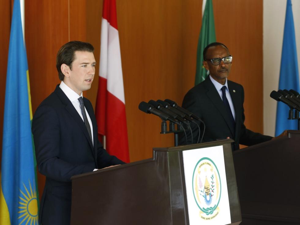 EU-Afrika-Forum zu Wirtschaftsbeziehungen in Wien