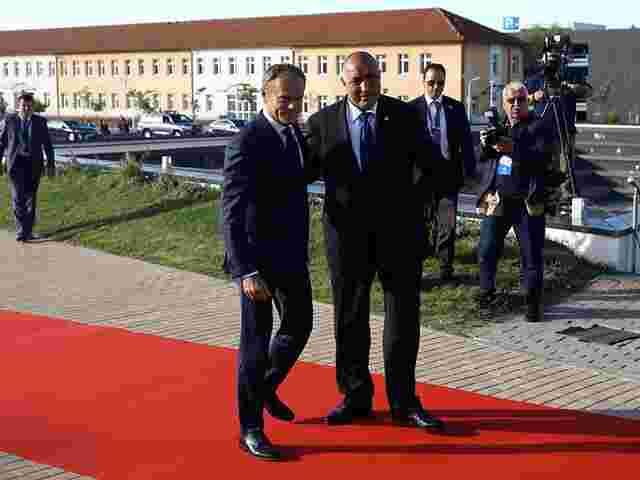 Tusk übt vor EU-Gipfel scharfe Kritik an Trumps Kurs
