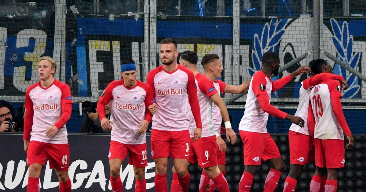 Europa League: Red Bull Salzburg steht nach Gala gegen FC Brügge im Achtelfinale