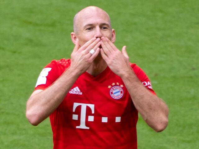Ex-Bayern-Star Arjen Robben beendet Karriere