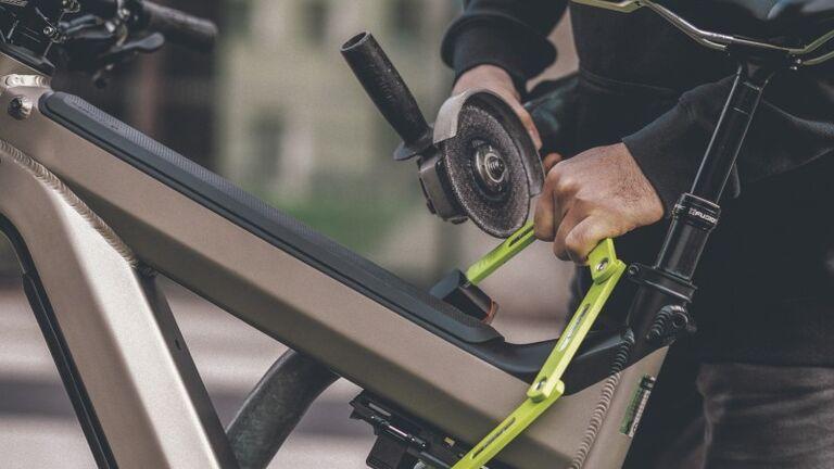 Fahrraddiebe hassen uns Diebstahlschutz für E Bikes | SN.at