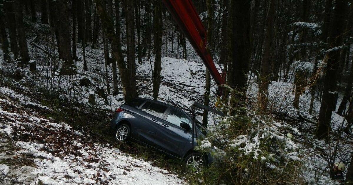 Familie überstand Autounfall unbeschadet | SN.at