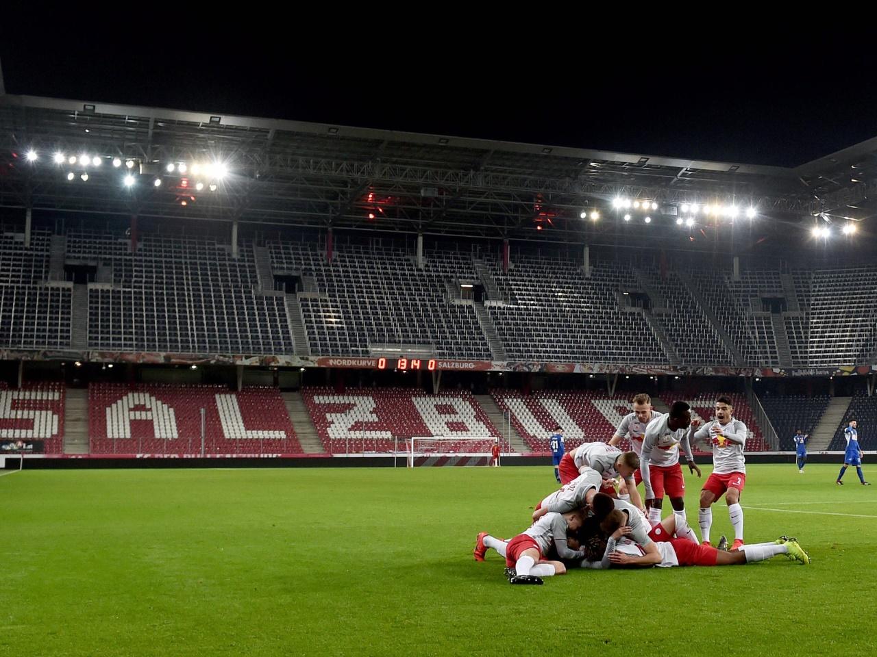 FC Liefering startet mit 4:0-Sieg