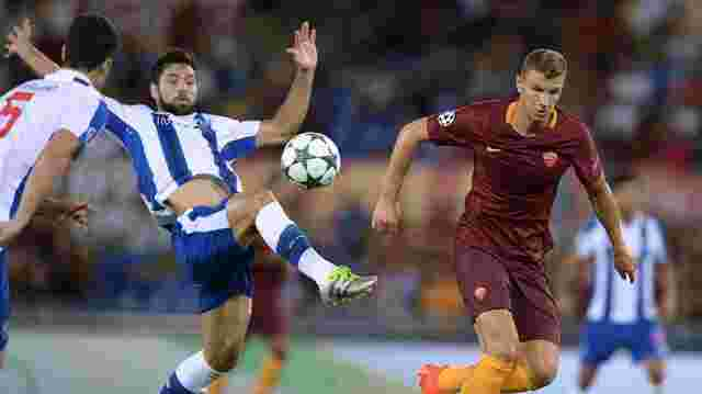 FC Porto steht nach 3:0 in Rom in Champions League