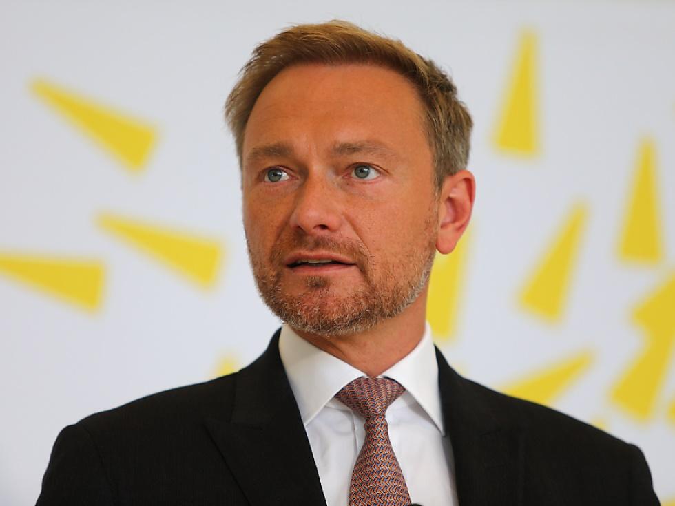 FDP-Chef Lindner kritisiert österreichische Regierung