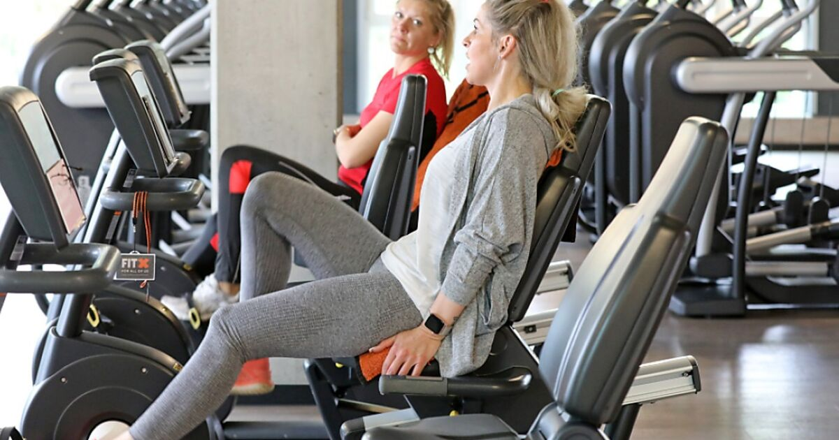 Fitnessstudios öffnen