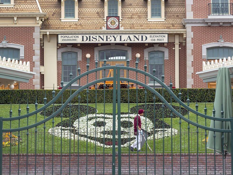 Flaute in Disneyland - US-Konzern streicht 28.000 Jobs