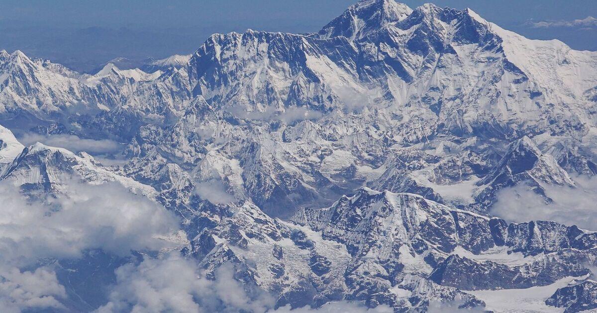 Todeszone Mount Everest