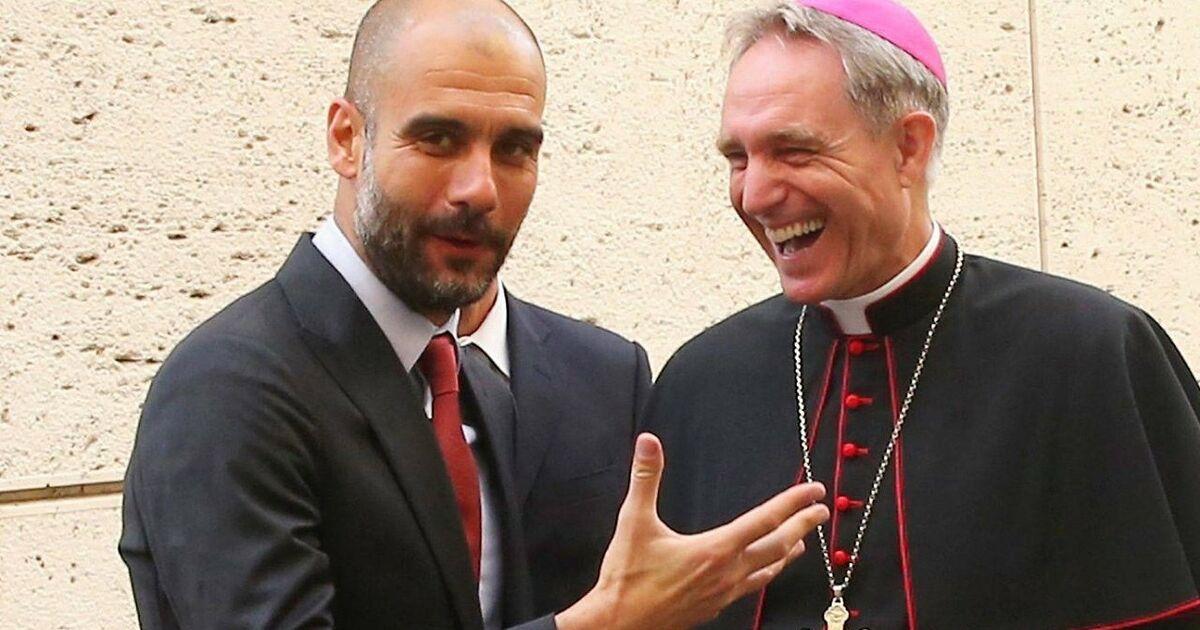Gänswein Papst