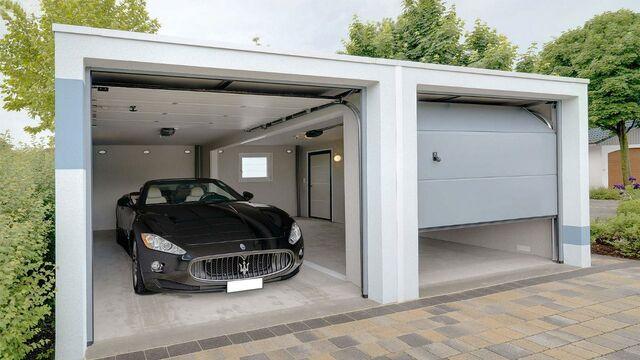 Fertiggarage beton österreich  Garage schützt vor Diebstahl | SN.at