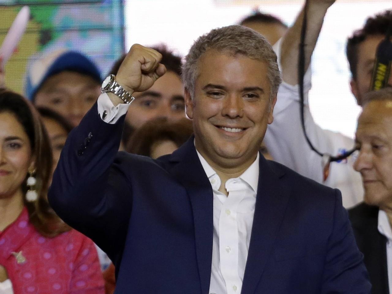 Gegner des Friedensvertrags gewinnt die Wahl in Kolumbien