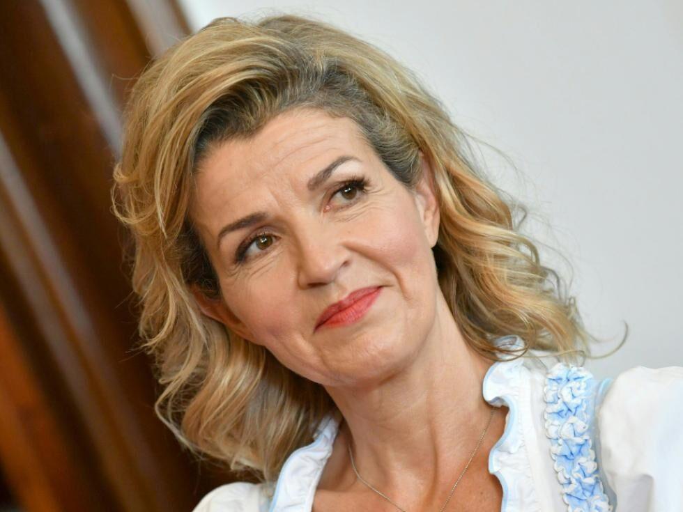 Geigerin Anne-Sophie Mutter positiv auf Coronavirus getestet