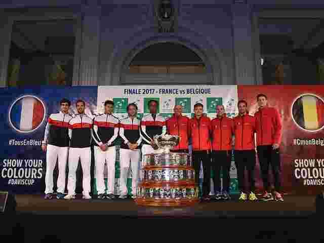 Davis Cup: Frankreich vor zehntem Titel