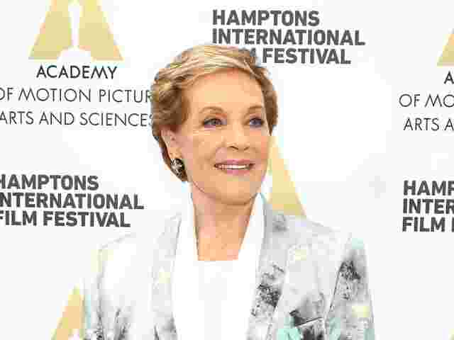 "Julie Andrews spielte die Hauptrolle in ""The Sound of Music"""