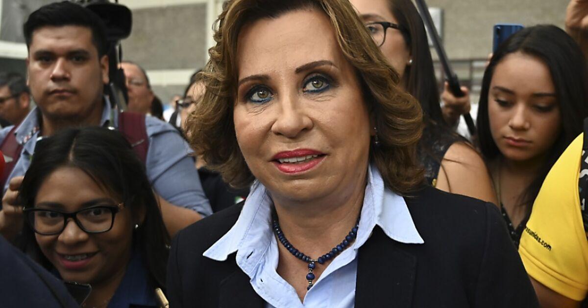 Guatemala-Sozialdemokratin-Torres-f-hrt-bei-Pr-sidentenwahl
