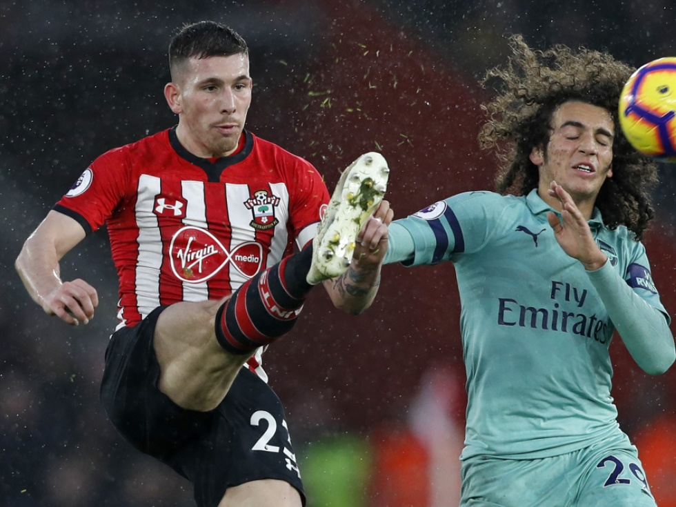 Hasenhüttl-Club Southampton besiegte Arsenal 3:2