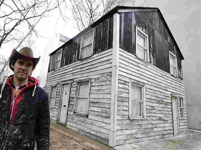 Ryan Mendoza rettete Rosa Parks' Haus vor dem Abriss
