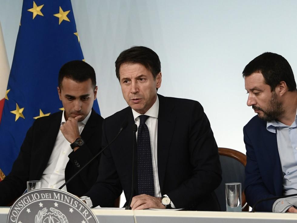 Haushaltsstreit zwischen EUund Italien spitzt sich zu