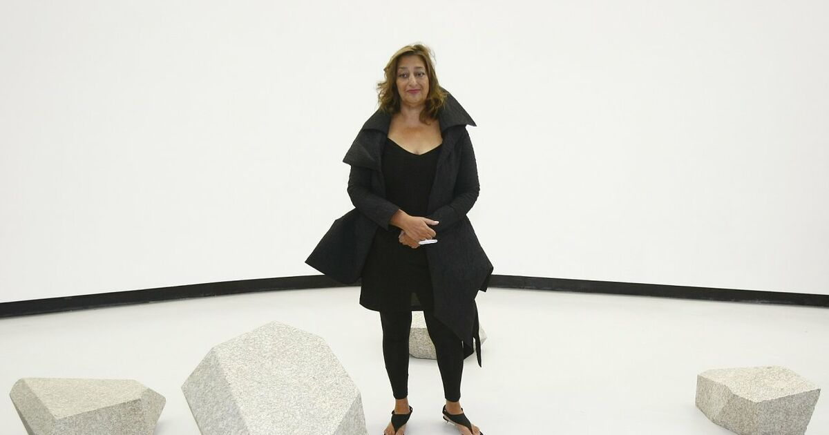 herzinfarkt architektin zaha hadid mit 65 jahren gestorben. Black Bedroom Furniture Sets. Home Design Ideas