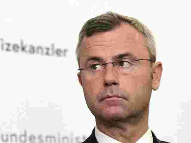 Österreich - Norbert Hofer zum neuen FPÖ-Parteichef bestimmt