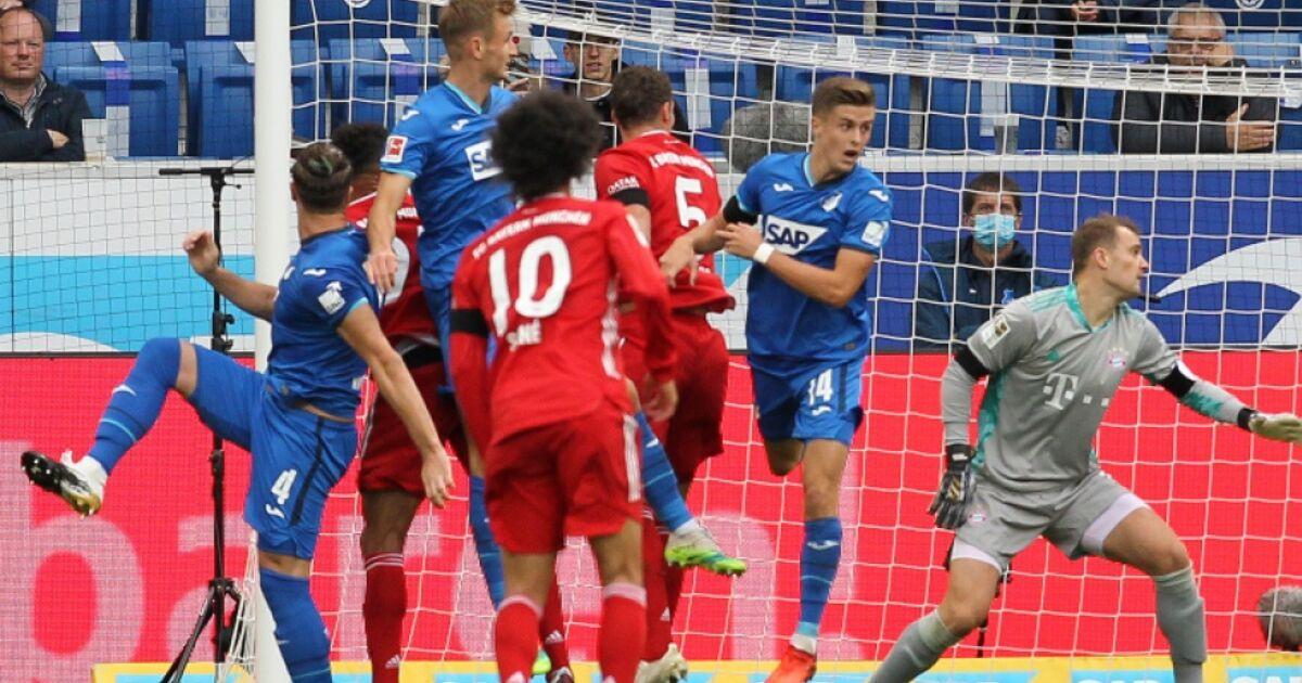 Tore Bayern Hoffenheim