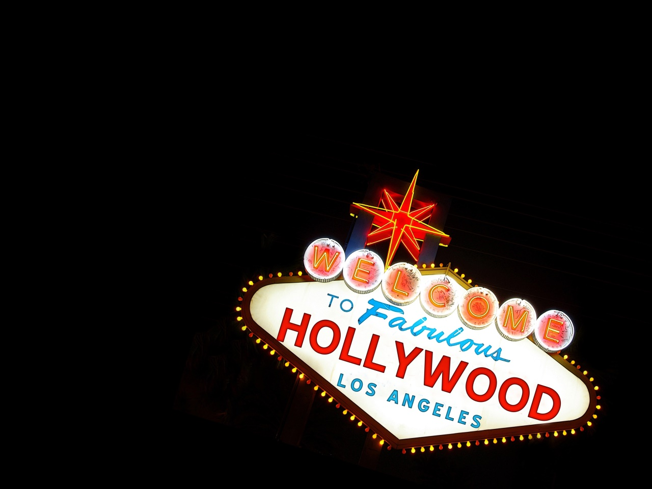 Hollywood: Taxifahren statt roter Teppich