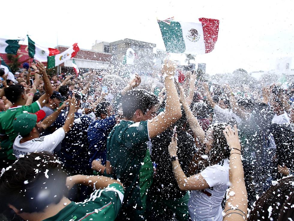 Homophobe Rufe: FIFA-Verfahren gegen Mexiko eingeleitet