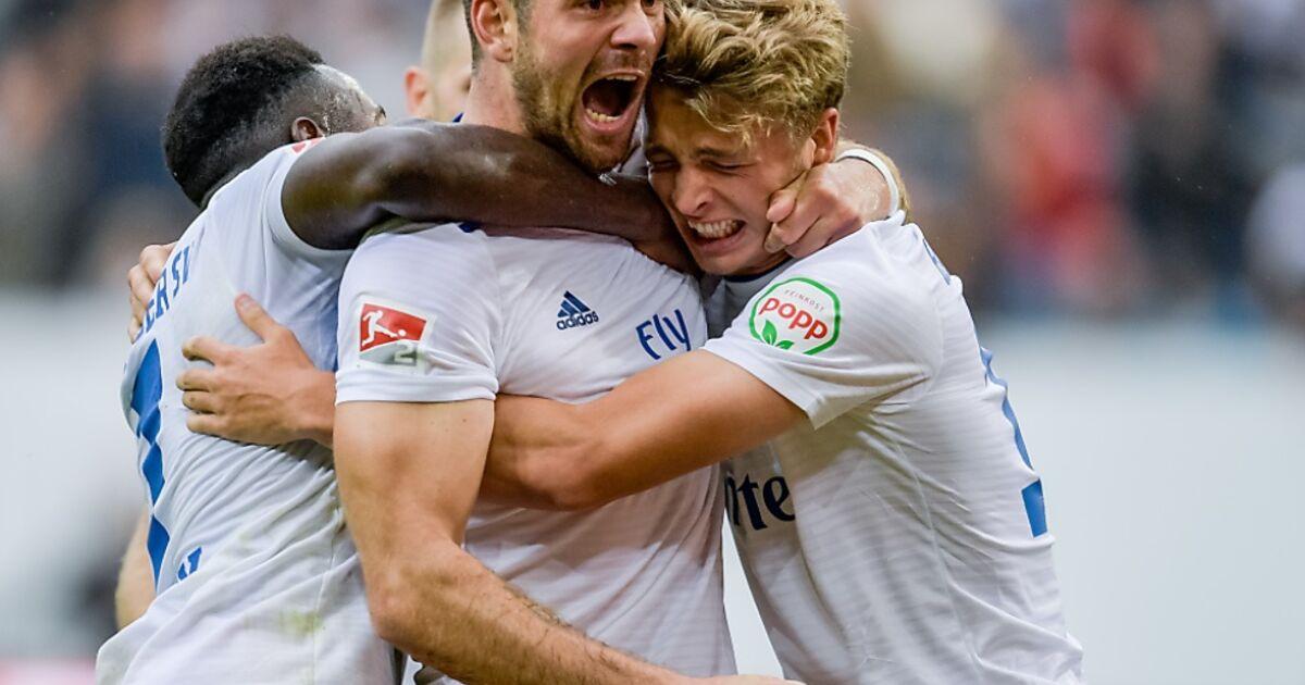 Hsv Gegen Köln 2021