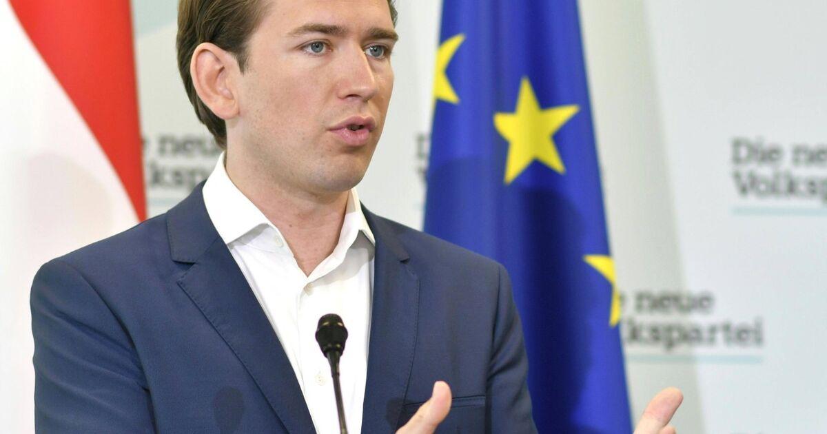"Ibiza-Affäre: Sebastian Kurz sprach über einen ""Fälschungsskandal"""