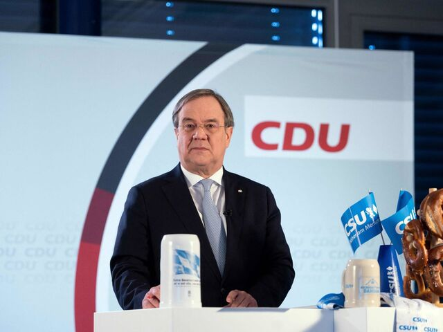 The new CDU leader suddenly resigns from Chancellor Angela Merkel.
