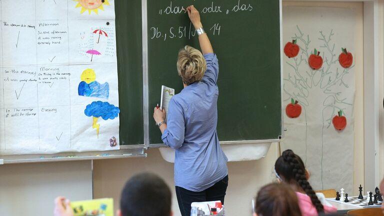 studenten ficken vor der klasse