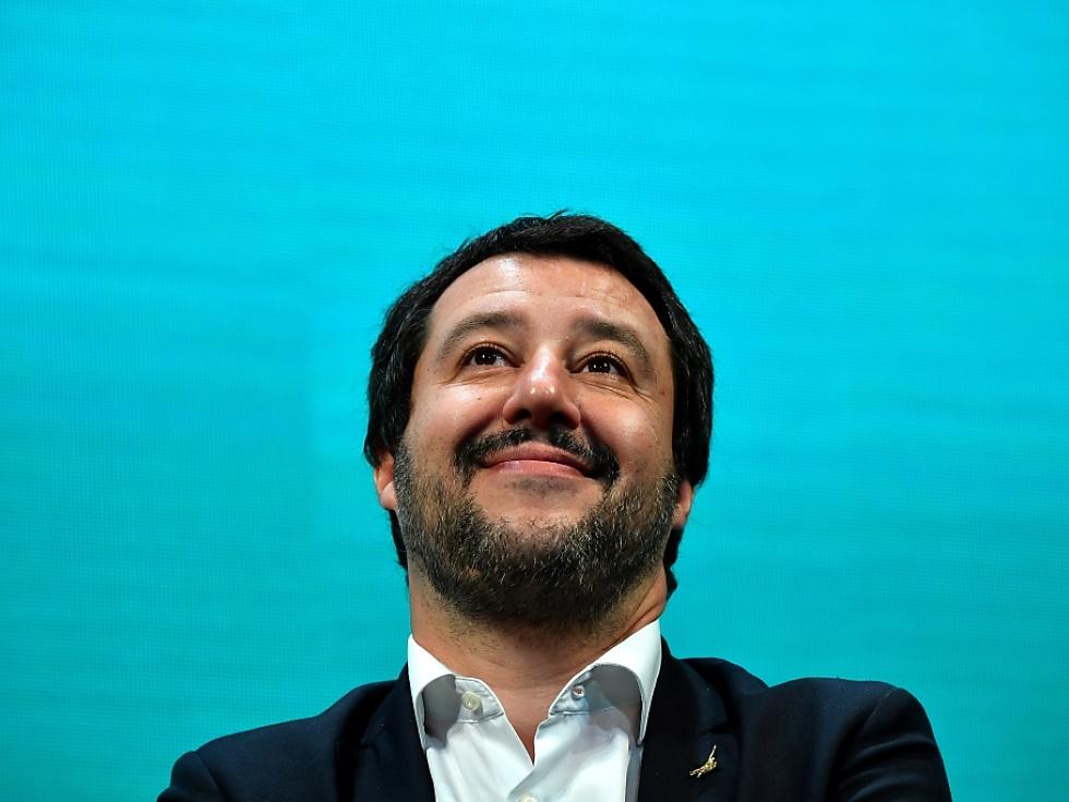 Innenminister Salvini plant Zählung der Roma in Italien
