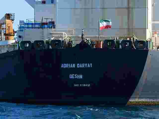 Iranischer Öltanker wechselte Kurs und steuert auf Türkei ...