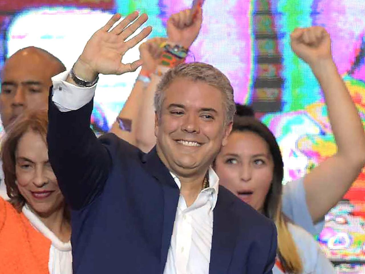 Ivan Duque - Kolumbiens künftiger Präsident eine Marionette Uribes?