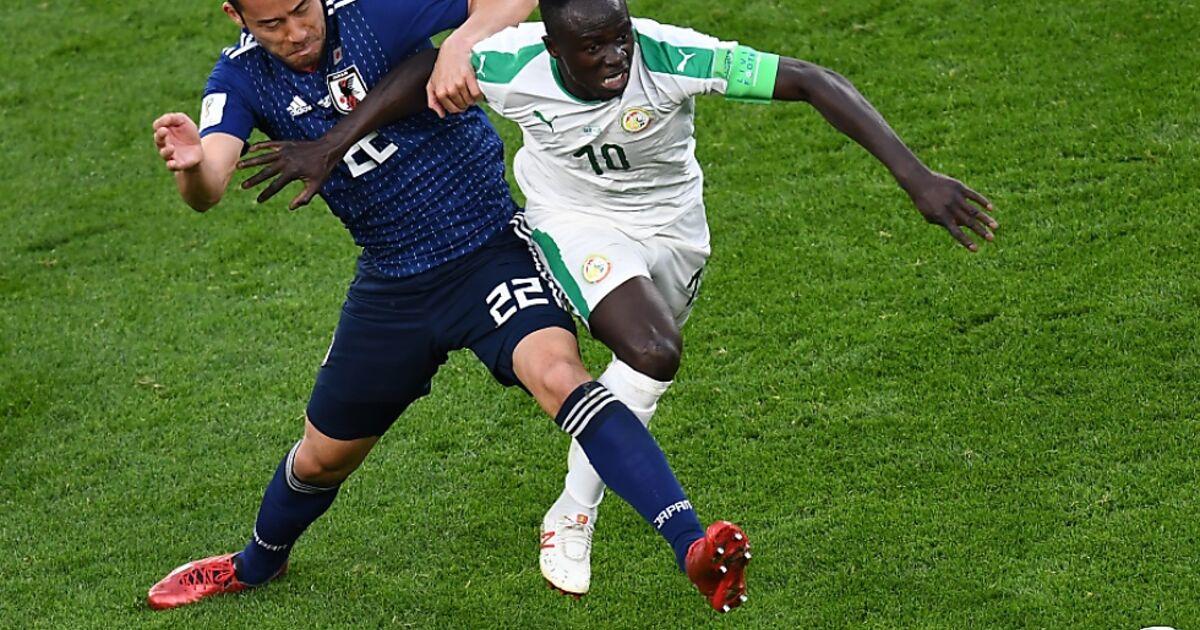 Japan Senegal Wm 2021
