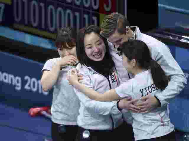 Olympia: Schwedens Damen zum dritten Mal Curling-Olympiasieger