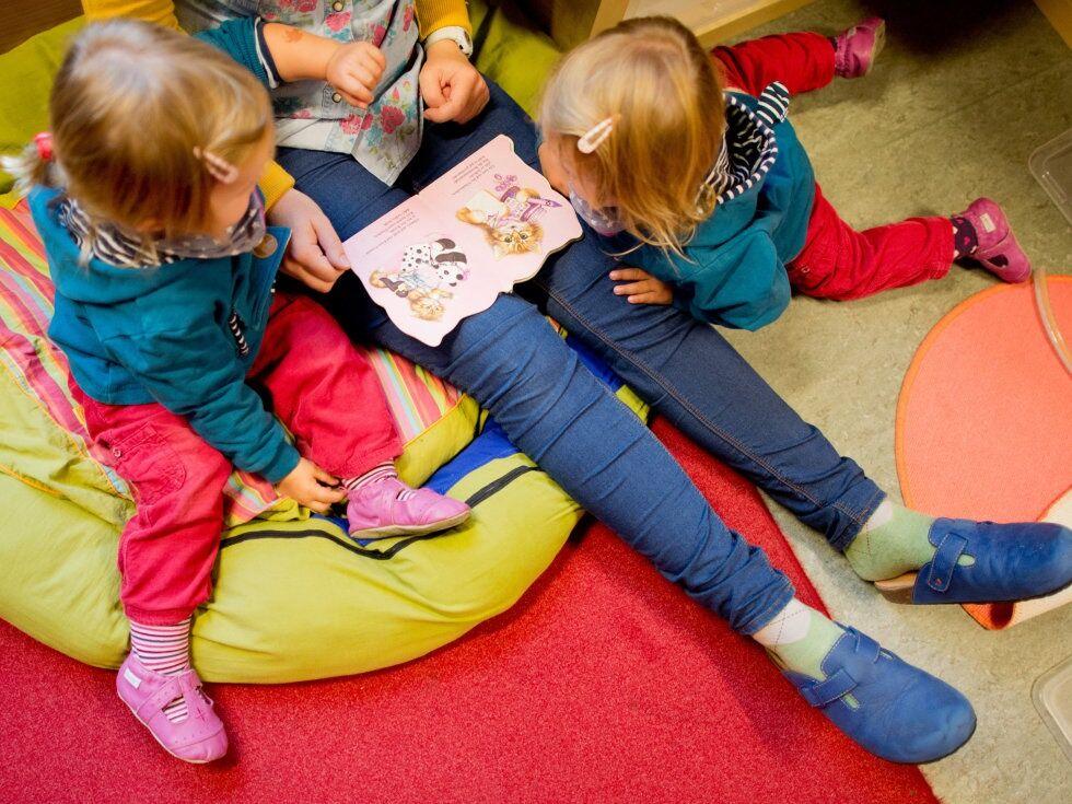 Kindergarten-Regierungspläne: Mehr Geld, Plätze und Personal