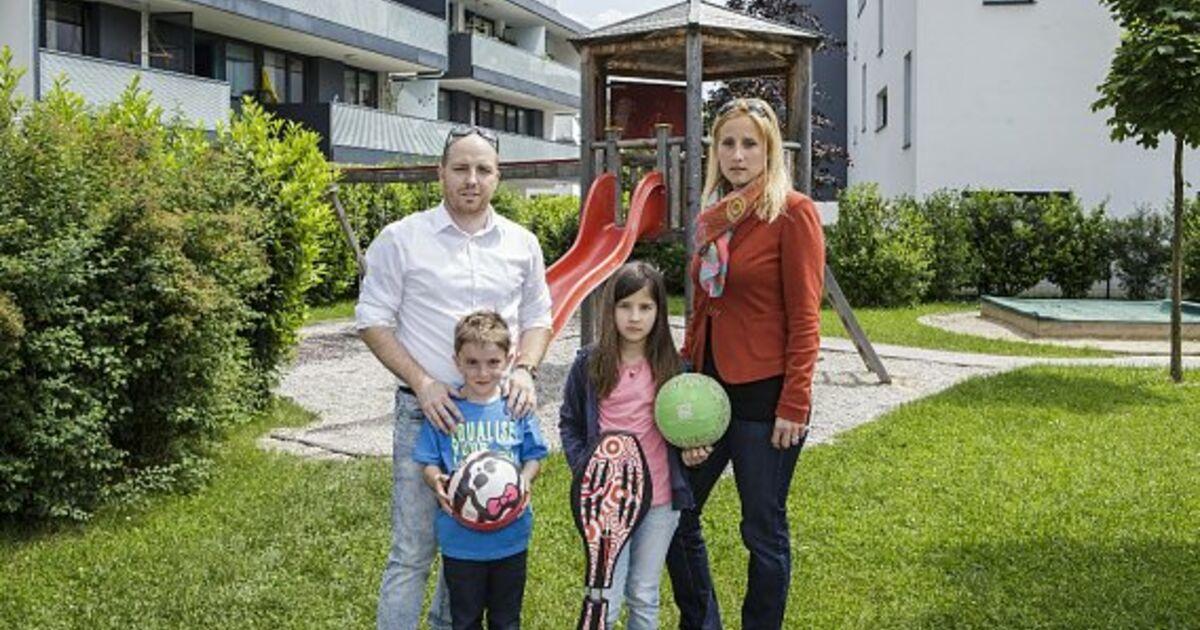 Kinderlarm In Nonntal Regt Nachbarn Auf Sn At