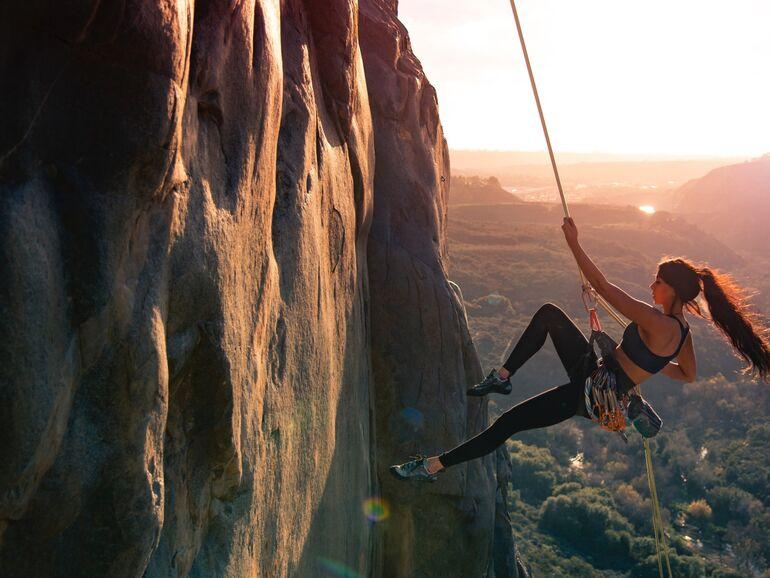Klettersteig Griffen : Klettern in salzburg: klettersteige hochseilparks und kletterhallen
