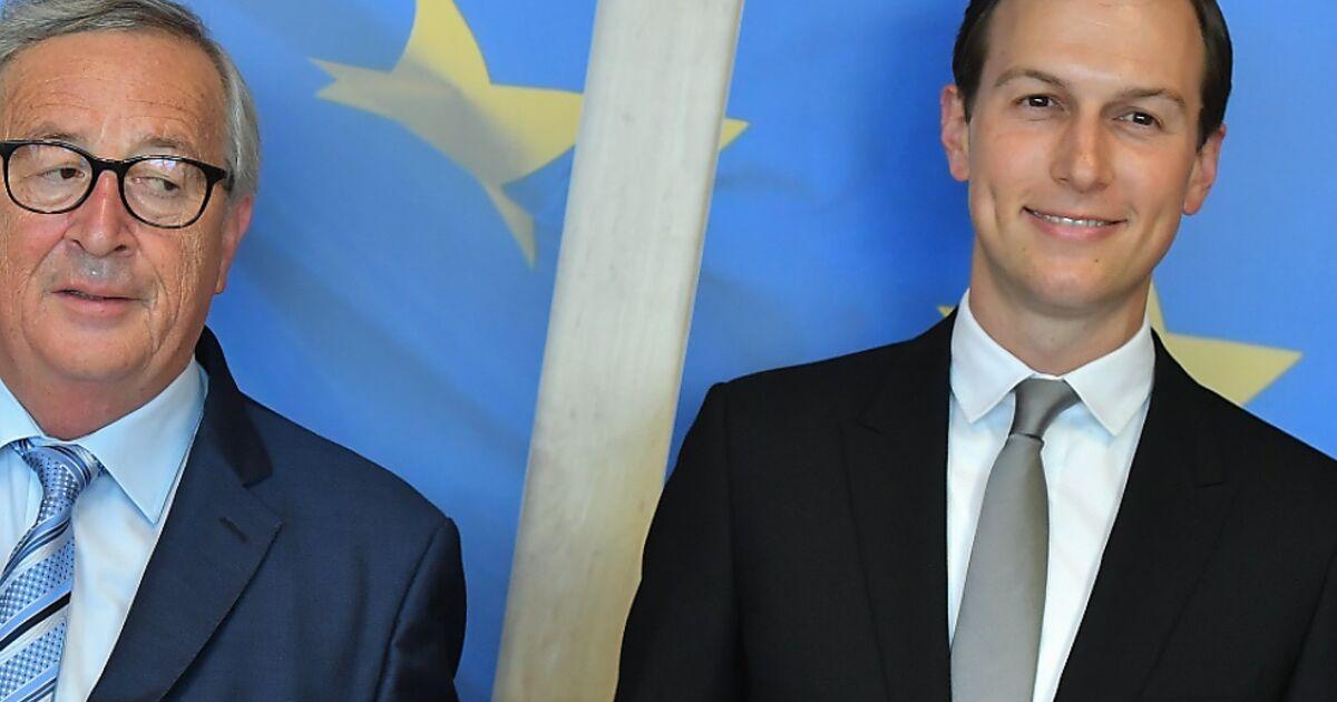 Kushner stellte seine Nahost-Strategie in Brüssel vor