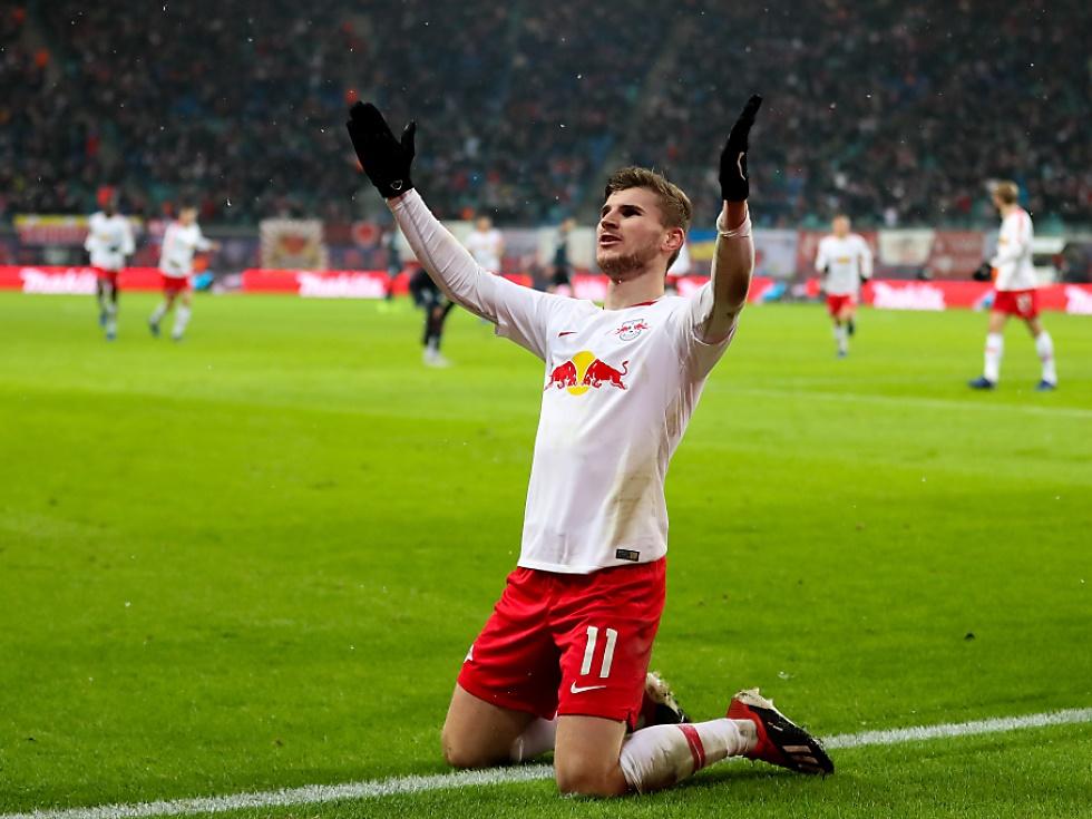 Leipzig siegte 4:1, Mainzer Ehrentreffer durch Onisiwo