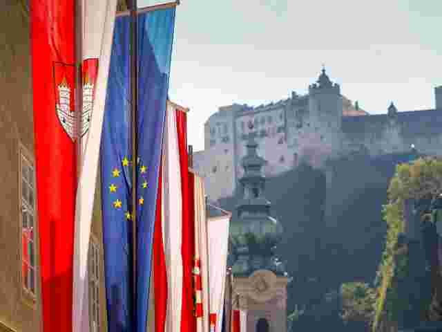 28 Staats und Regierungschefs treffen sich am Mittwoch und Donnerstag in Salzburg