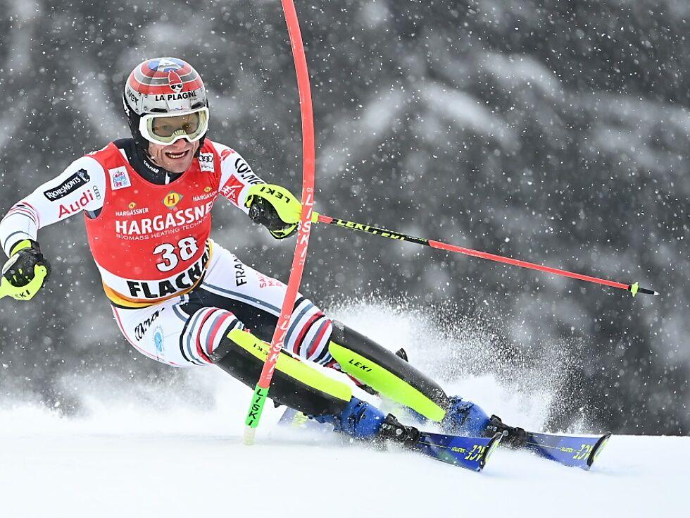 Lizeroux hört nach dem Slalom in Schladming auf