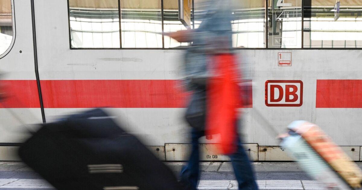 Neuer Streik trifft Bahn-Reisende in Deutschland ab Montag ...