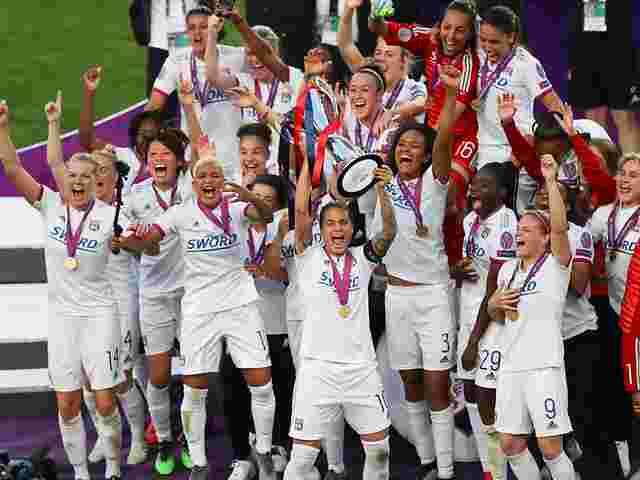 Frauen Champions League Sieger